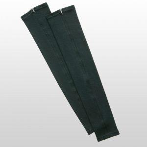 Leg Warmers แบบยาว สีดำ ช่วยให้ความอบอุ่นบริเวณช่วงขา