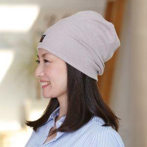 หมวก BSFINE สีเทา