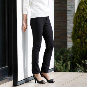 กางเกงขายาวสำหรับสุภาพสตรี ช่วยกระตุ้นการไหลเวียนโลหิต ลดอาการเมื่อยล้า