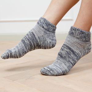 ถุงเท้าผสมรำข้าว