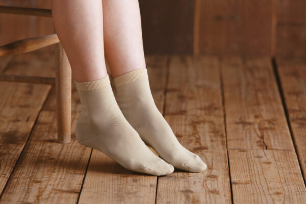 Socks ถุงเท้าแบบบาง รุ่น BL0201