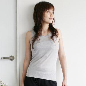 เสื้อกล้าม รุ่น STANDARD SERIES สีเทา ช่วยปกป้องร่างกายจากความเย็นด้วยความอบอุ่น