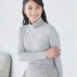 เสื้อคอเต่า รุ่น STANDARD SERIES สีเทา