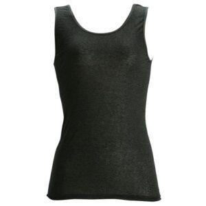 เสื้อกล้าม รุ่น BORDER SERIES สีดำ
