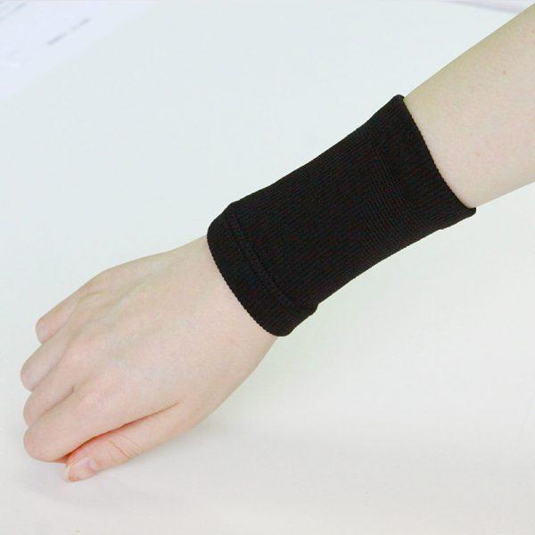 ซัพพอร์ทข้อมือ รุ่น 3D สีดำ