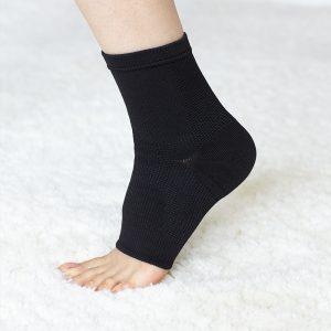 ซัพพอร์ทส้นเท้า รุ่น 3D สีดำ