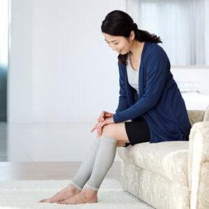 Nano Legs Warmer New สีเทา